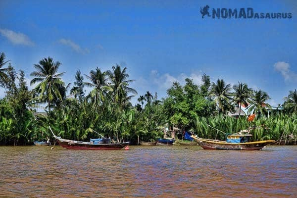 Vespa Tour Hoi An Vietnam River View