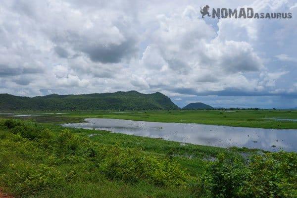 Kamping Puoy Basin View Battambang