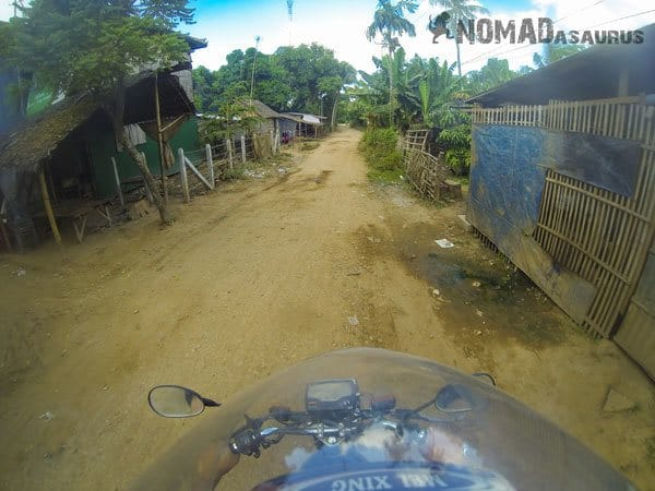 Cambodia Motorcycle Adventure Kampong Cham To Phnom Penh Village