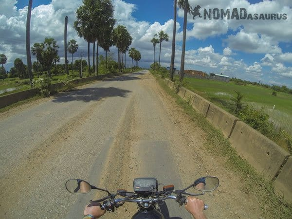 Cambodia Motorcycle Adventure Kampot To Kampong Chhnang