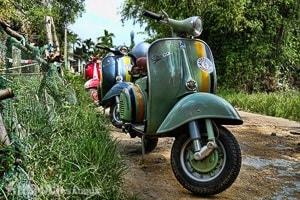 Vespa Tour Hoi An Vietnam
