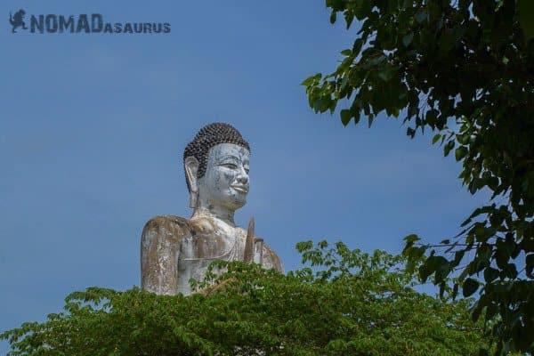 Wat Ek Phnom Buddha Battambang