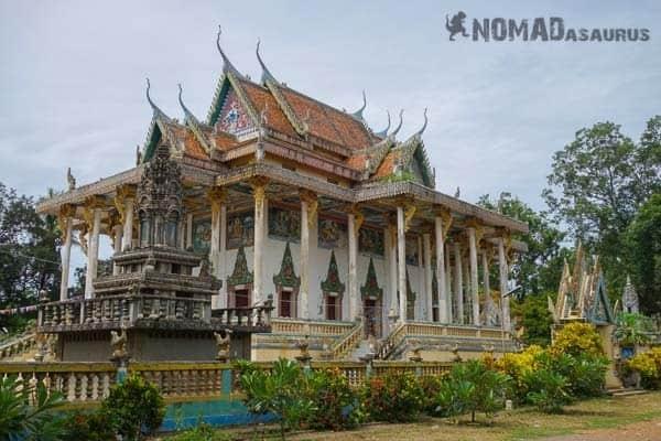 Wat Ek Phnom New Temple Battambang