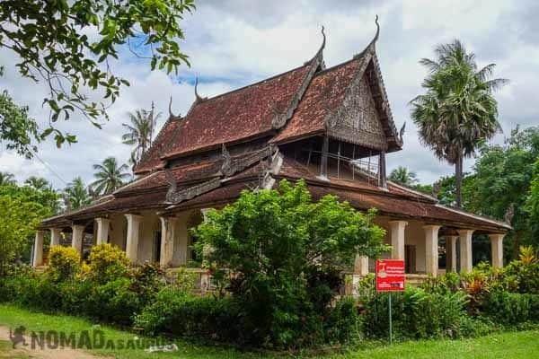 Wat Samraong Knong Prison Temple Battambang