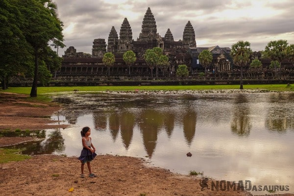 Backpacking Budget For Cambodia How Much Does It Cost To Travel Angkor Wat