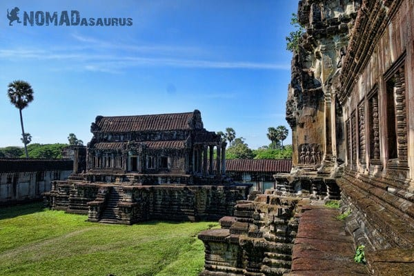 Inside Angkor Wat Three Days One Day Is Not Enough Cambodia Siem Reap