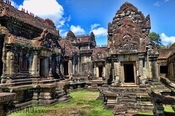 Bantea Samre Angkor Wat Three Days One Day Is Not Enough Cambodia Siem Reap
