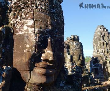 Bayon Angkor Wat Three Days One Day Is Not Enough Cambodia Siem Reap