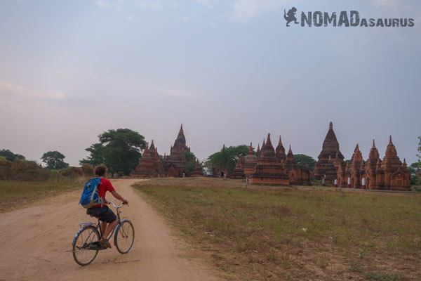 Tips For Saving For Travel Bicycle Bagan