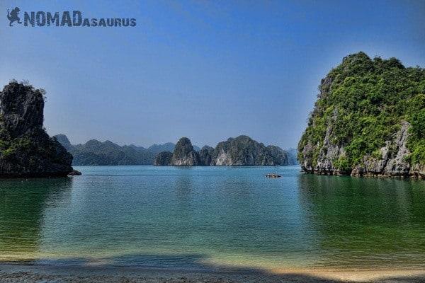 Castaway Island Epic Quest Message In A Bottle Halong Bay Vietnam