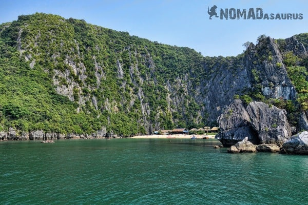 Castaway Beach Epic Quest Message In A Bottle Halong Bay Vietnam