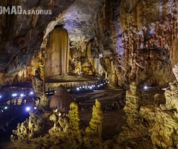 Phong Nha National Park Tour Paradise Cave
