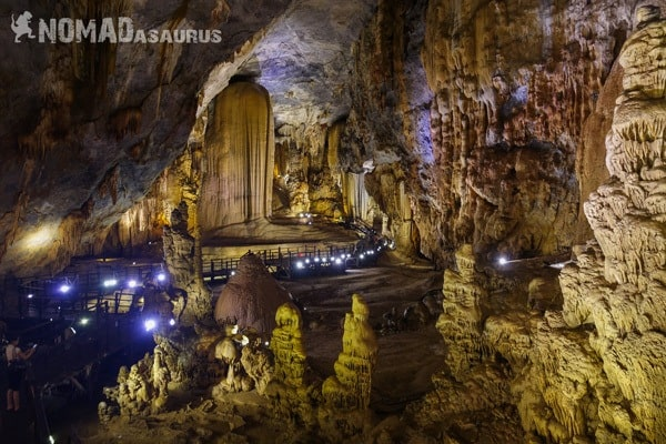 Caves, Zip Lines And Deep Mud In Phong Nha - NOMADasaurus Adventure Travel Blog