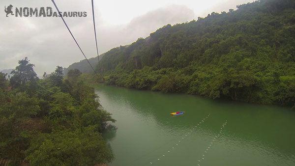 Phong Nha National Park Tour Zip Line