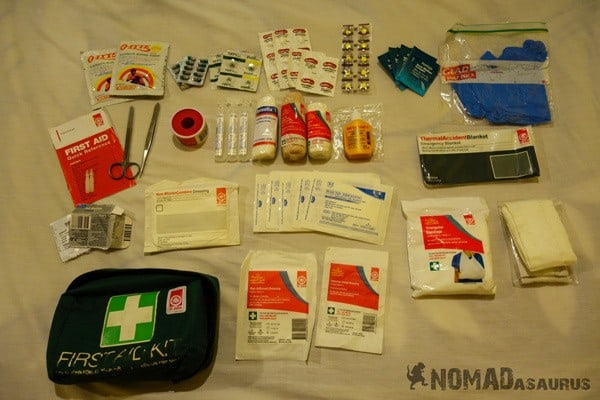 Tips For The Best Travel First Aid Kit