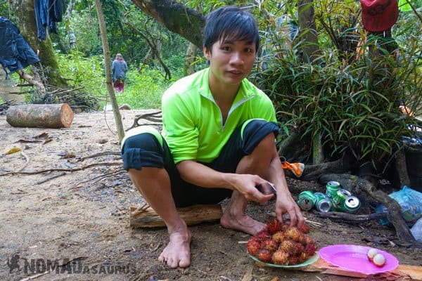 Tan Hoa Tu Lan Cave System Staff Guide Porter Chef