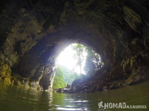 Hang Ken Mouth Tu Lan Caves Oxalis Expedition