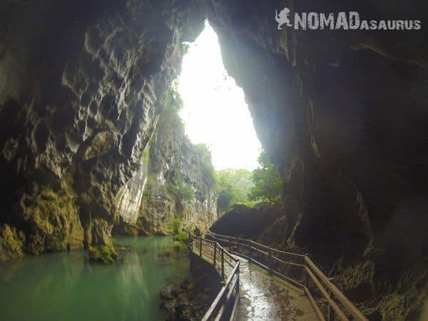 Phong Nha National Park Tour Dark Cave