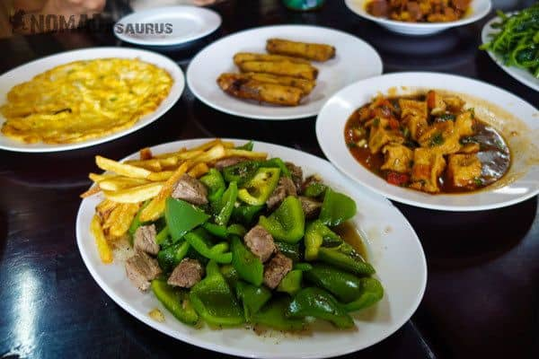 Phong Nha National Park Tour Food