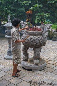 Phong Nha National Park Tour Memorial