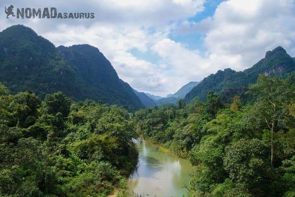 Phong Nha National Park Tour View