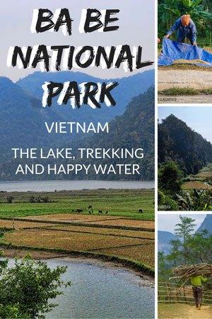 Visiting Ba Be Lake, Vietnam