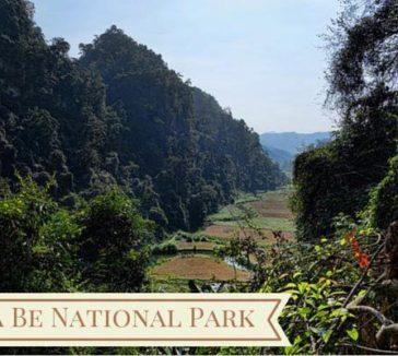 Ba Be National Park Tour Mr Linhs Homestay Trek Vietnam