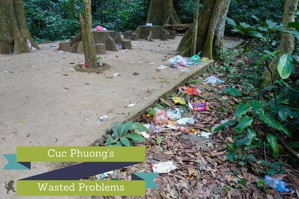 Cuc Phuong National Park's Wasted Problems