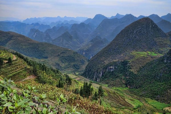 Epic Views Ha Giang Permit Northern Vietnam