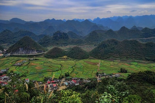 Fary's Bosom Ha Giang Permit Northern Vietnam