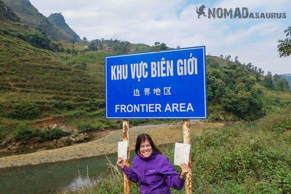 Lesh Frontier Ha Giang Permits Northern Vietnam