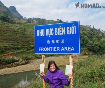 Frontier Area Ha Giang Getting Your Permit Northern Vietnam