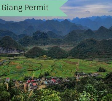 Getting Your Permit In Ha Giang Northern Vietnam Immigration Office