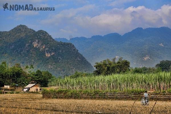 Serenity Views Mai Chau Vietnam
