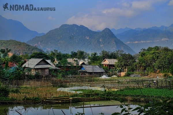 Vietnam's Rural Retreat In Mai Chau Valley