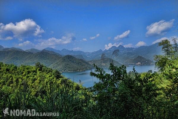 Mai Chau Lake