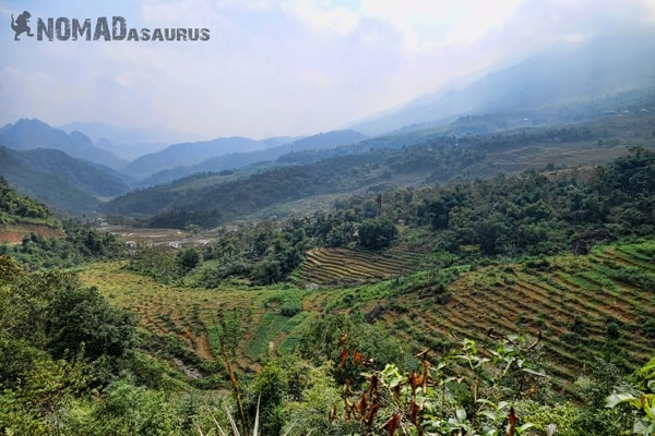 Mountain View Mai Chau Vietnam