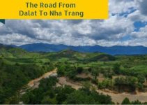 Motorbiking the Road from Dalat to Nha Trang in Vietnam
