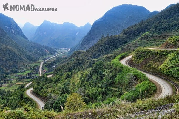 Dong Van Road Northern Vietnam Motorcycle Adventure North RIding Motorbike Ha Giang