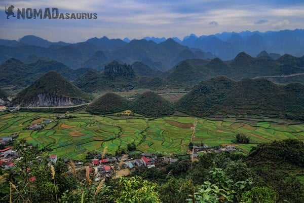Dong Van Limestone Karsts Northern Vietnam Motorcycle Adventure North Riding Motorbike Ha Giang