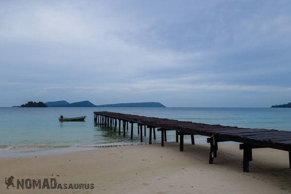 Koh Rong Beaches 1 Year Travelling Highlights Backpacking Southeast Asia