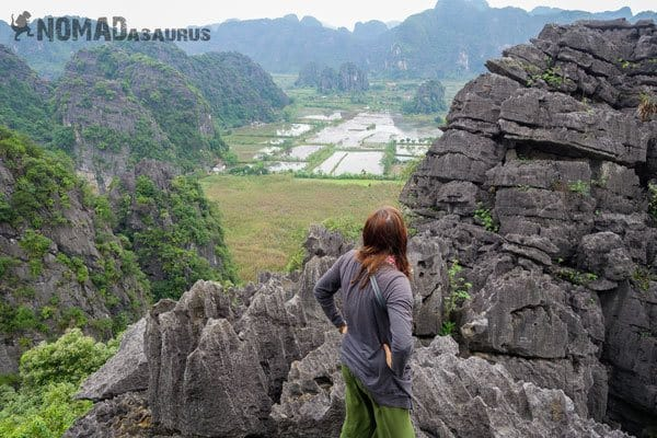 Ninh Binh Views 1 Year Travelling Highlights Backpacking Southeast Asia