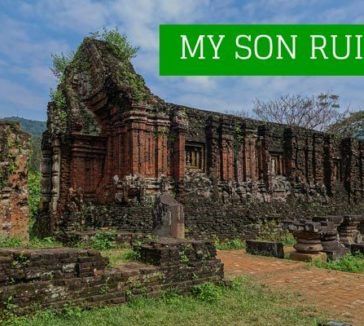 Getting To My Son Hoi An Vietnam Feature