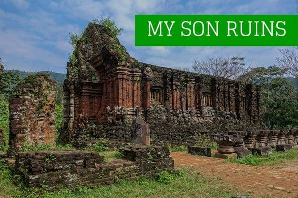 My Son Vietnam - Hoi An's Champa Ruins - NOMADasaurus Adventure Travel Blog