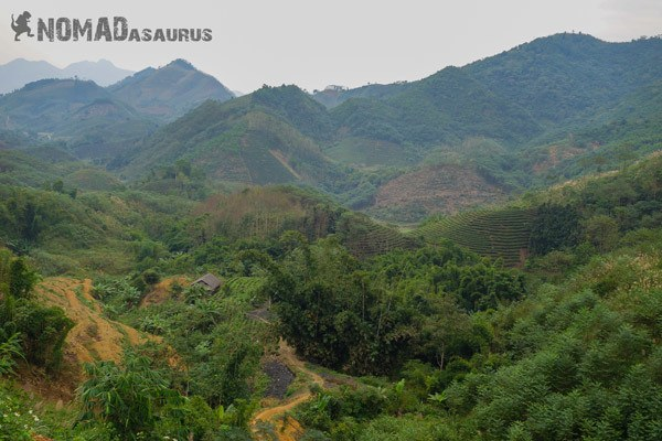 Nghia Lo Northern Vietnam Motorcycle Adventure North Riding Motorbike Ha Giang