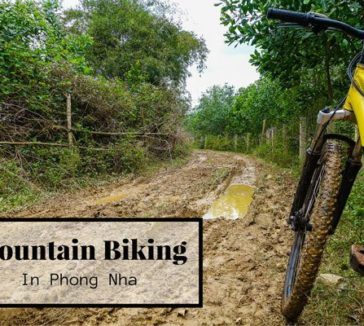 Mountain Bike Tour Phong Nha Vietnam Things To Do Biking