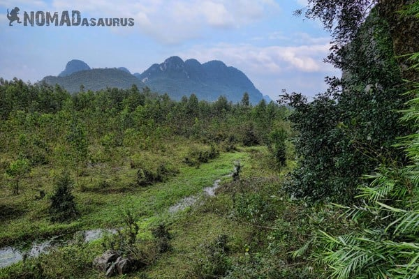 Wine Cave Mountain Biking in Phong Nha Vietnam Things To Do Bike Tour