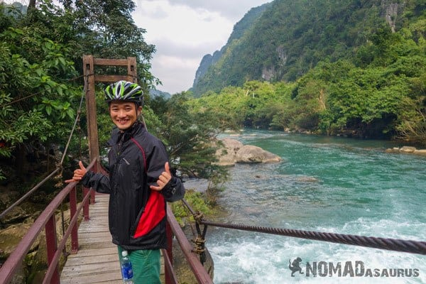 Mountain Biking in Phong Nha Vietnam Things To Do Bike Tour