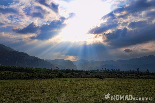 Skies Mountain Biking in Phong Nha Vietnam Things To Do Bike Tour