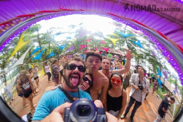 Quest Festival 1 Year Travelling Highlights Backpacking Southeast Asia